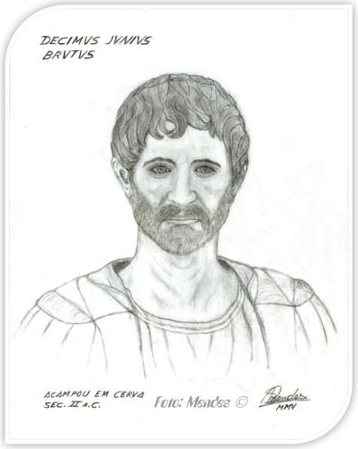 Décimus Június Brutus