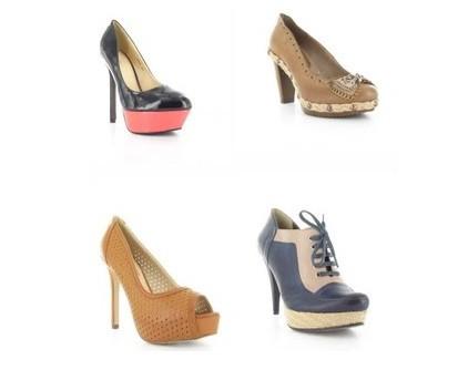 e3ee50096b Sapatos e sandálias com um look romântico
