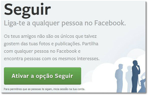 facebook seguir