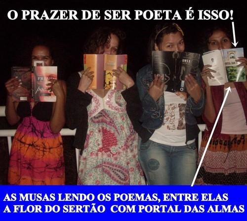 MUSAS DO SERTAO