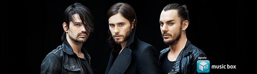 Thirty Seconds To Mars: LOVE LUST FAITH + DREAMS disponível no music box