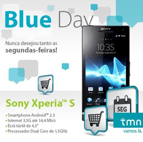 Blue Day   TMN   dia 16 dezembro, Hoje