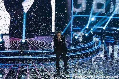 Berg venceu o Factor X