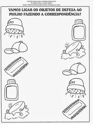 Atividades Sobre Higiene E Habitos Saudaveis O Mundo Das Criancas