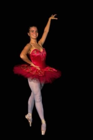 Ballerina in red on toe.jpg