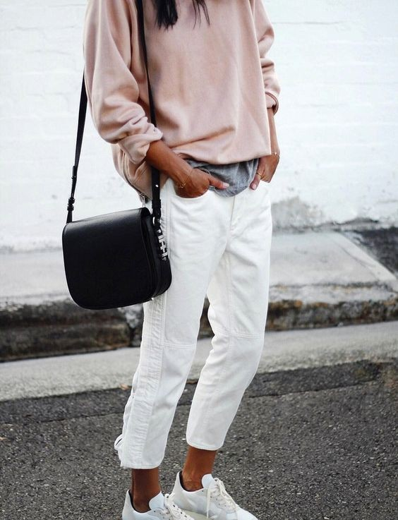 white jeans, outfit, on the blog, ina the blog, trend, winter fashion, look, blogger
