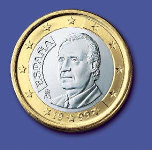 1 €, Espanha