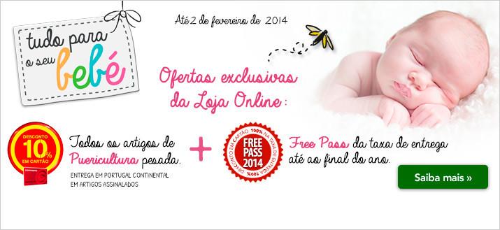 Campanha do Bebé do Continente