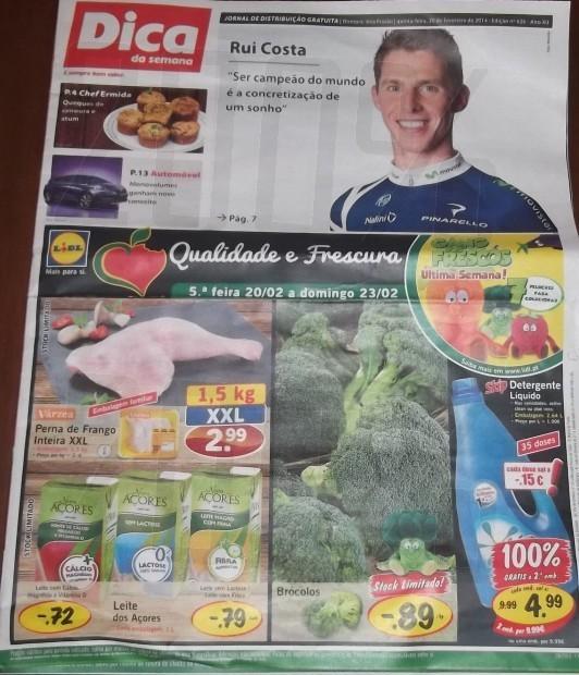 Folheto | LIDL | de 20 a 23 fevereiro