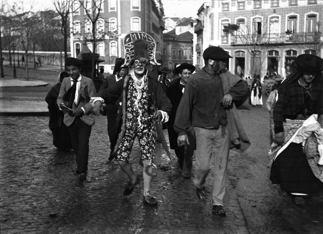 Xé-xé, Lisboa (Bobone, 190...)