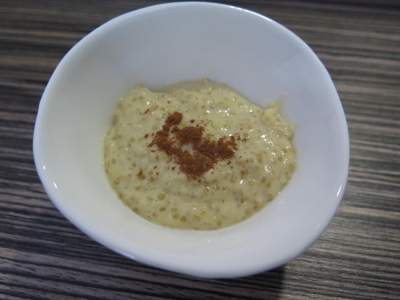 'Quinoa Doce'