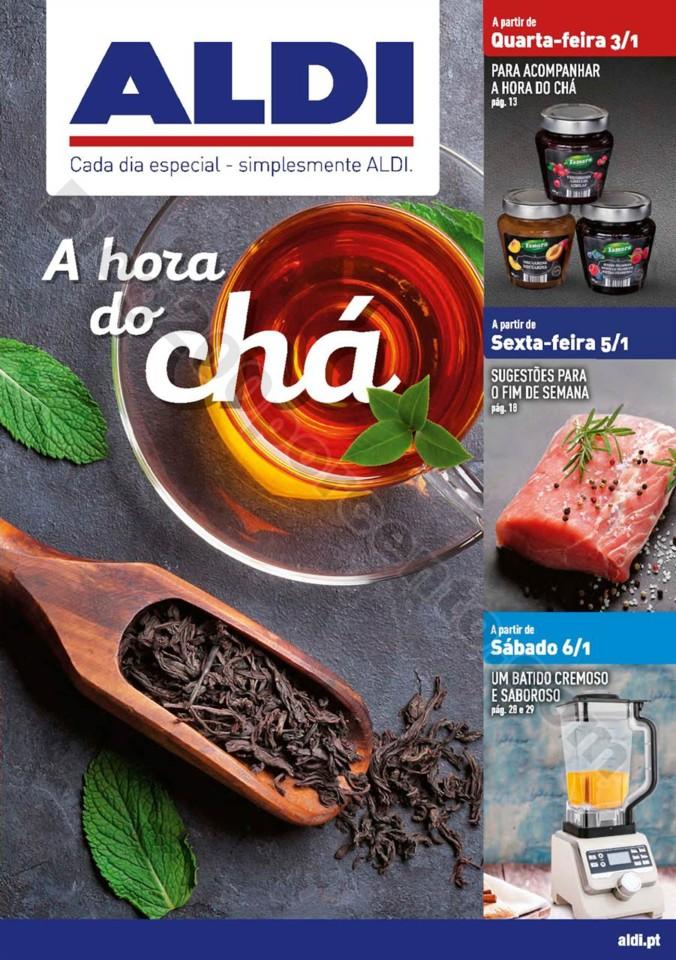 Antevisão Folheto ALDI Promoções a partir de 3