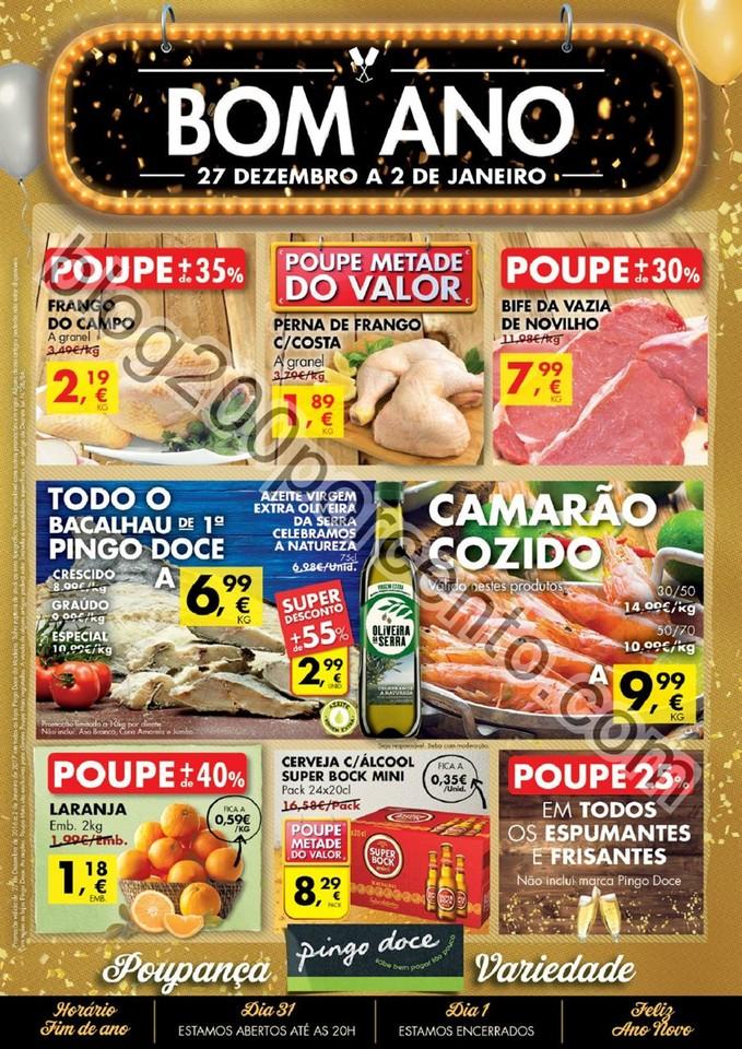Antevisão Folheto PIGO DOCE Madeira de 26 dezembr