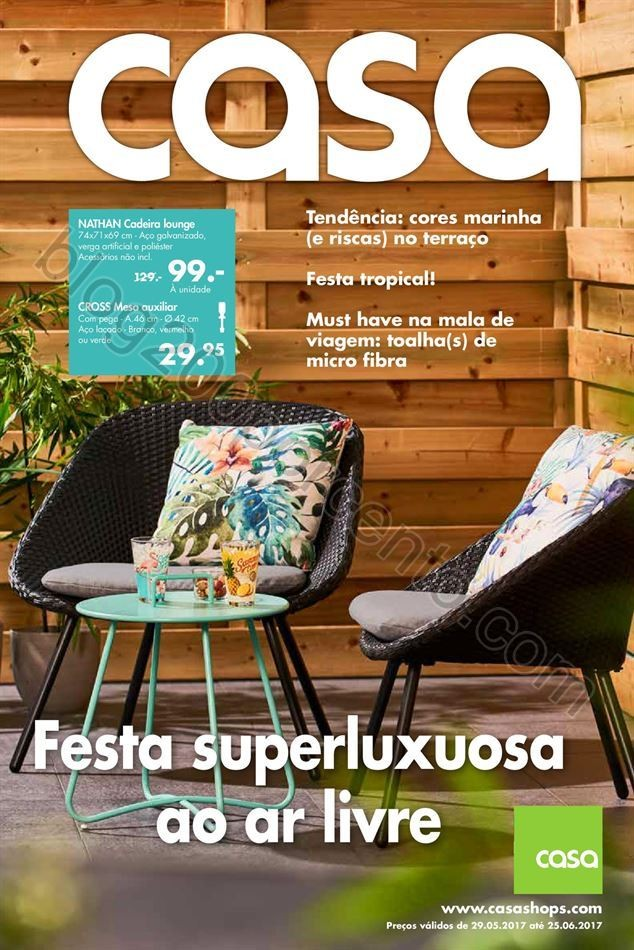 Antevisão Folheto CASA Promoções de 29 maio a 2