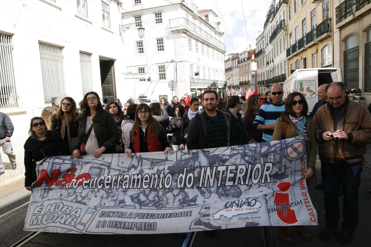 Manifestação Nacional Juventude 2016-03-31