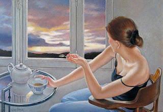 Pintura de Francine Van Hove