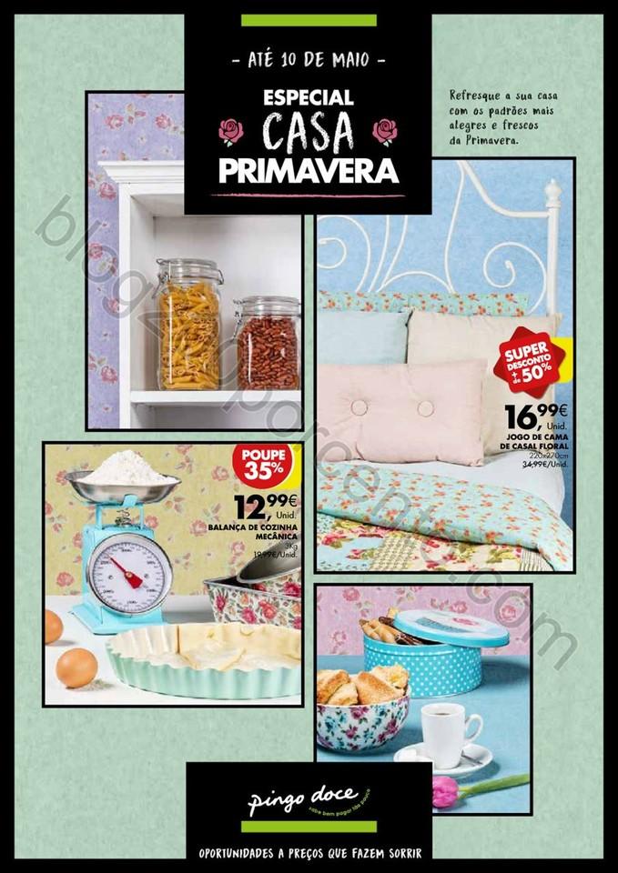 Antevisão Folheto PINGO DOCE Bazar Promoções at