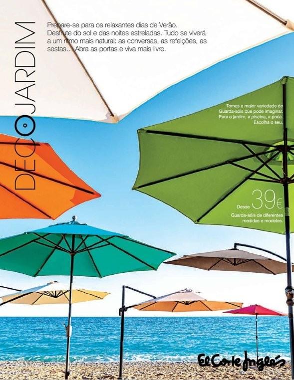 Novo folheto | EL CORTE INGLÉS | até 30 junho