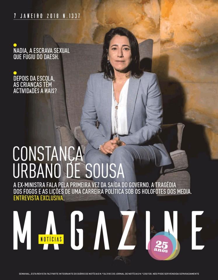 Notícias Magazine, 7/1/2018 (adaptado de sapo.pt)