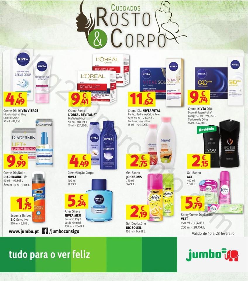 Antevisão Folheto Extra JUMBO Promoções de 10 a
