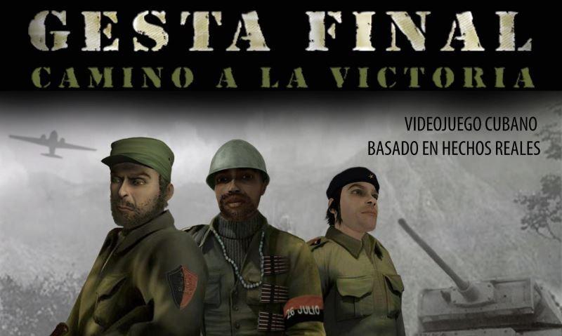 Gesta Final - imagem promocional do jogo