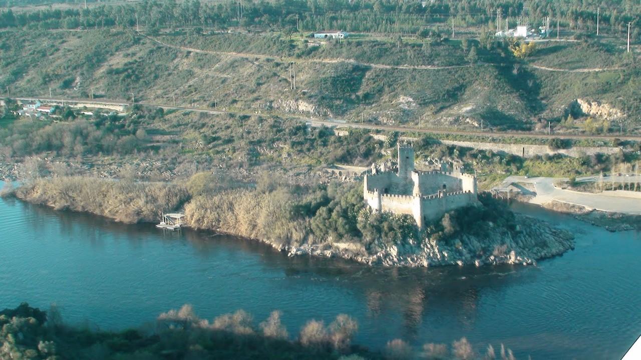 Castelo de Almourol: a nova capital