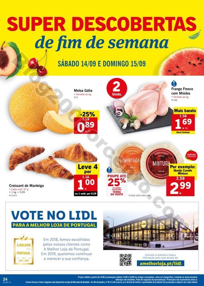 Antevisão Folheto LIDL Promoções a partir de 9