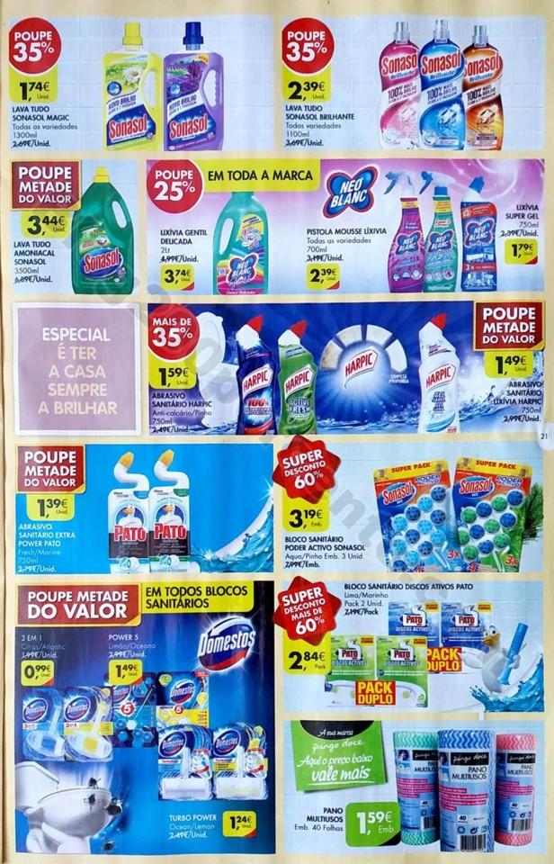 antevisão folheto Pingo Doce 27a12mar especial Limpeza