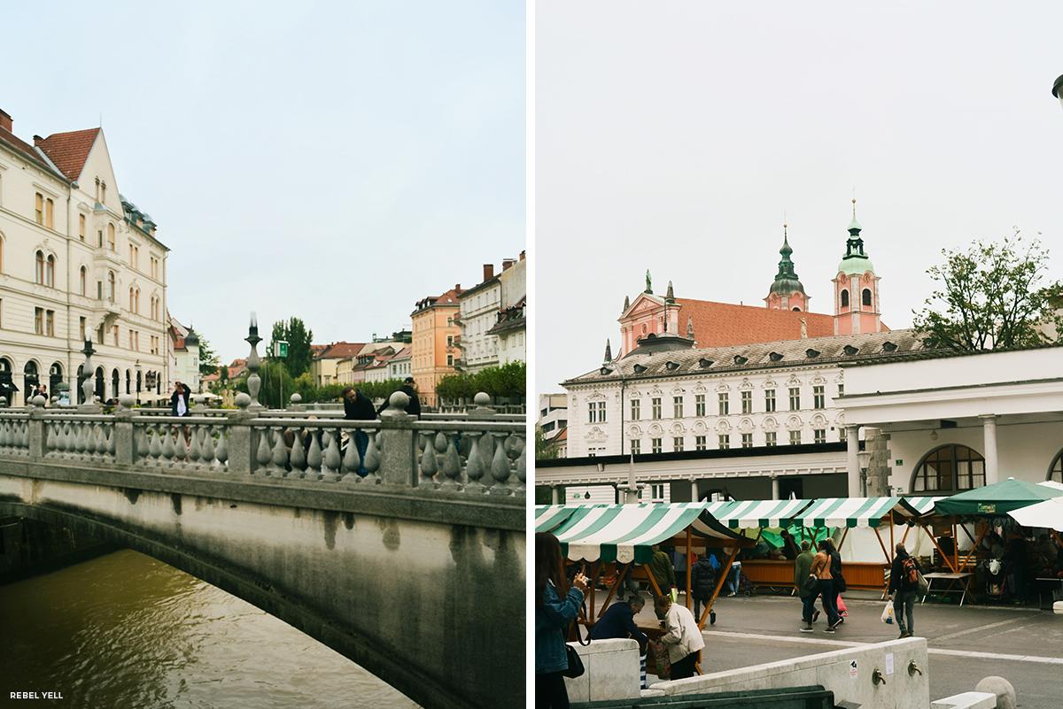 travel Ljubljana