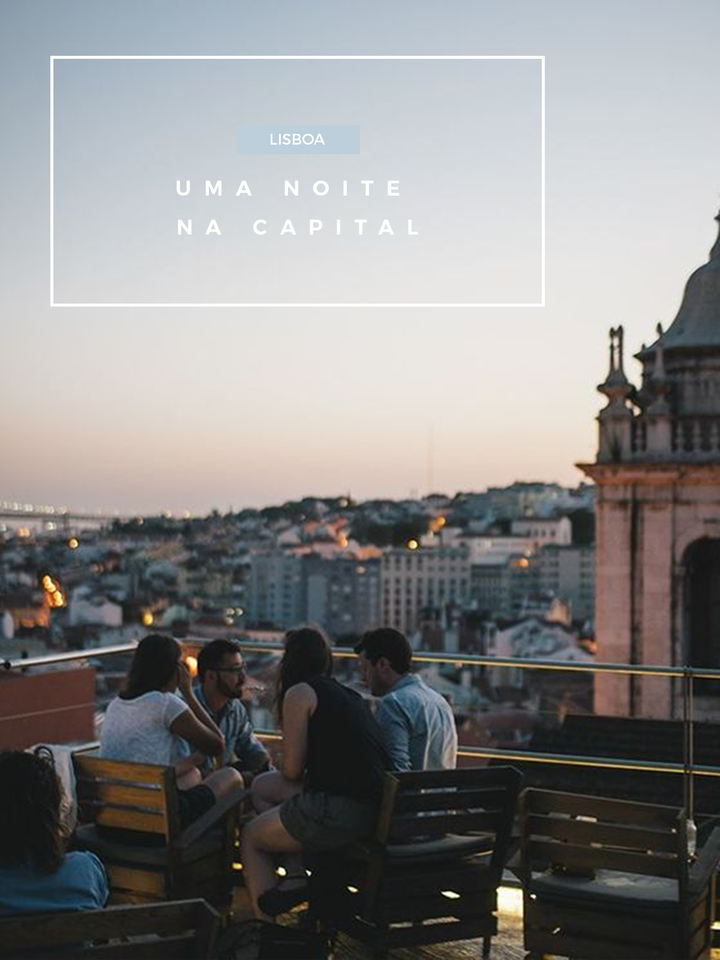 Noite em Lisboa