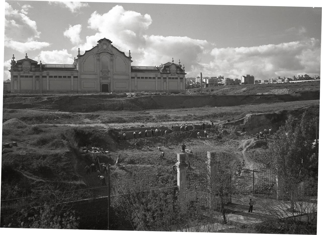 Pavilhão dos Desportos, Parque (A. Passaporte 199