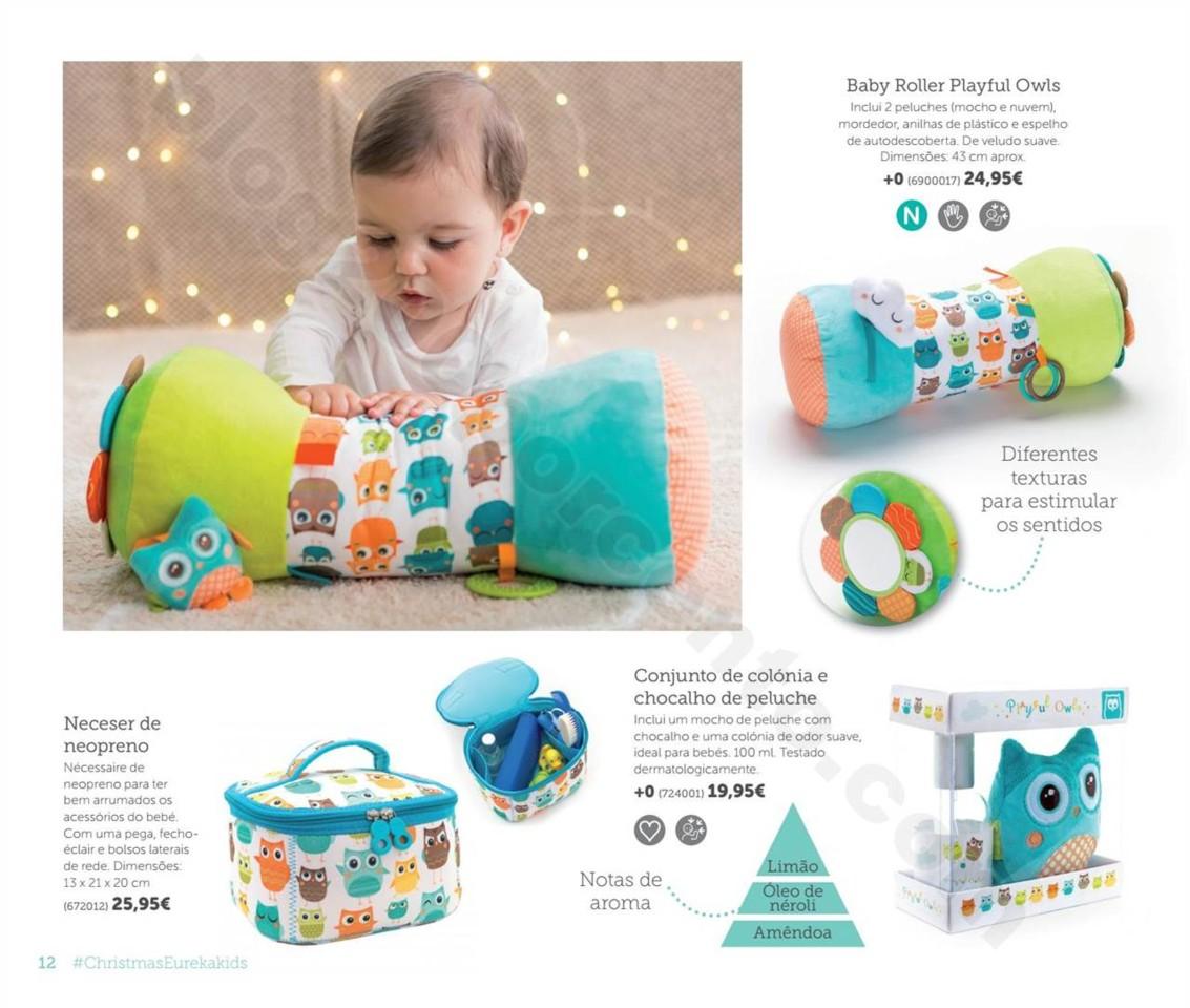Antevisão Folheto Brinquedos EUREKAKIDS Natal 201