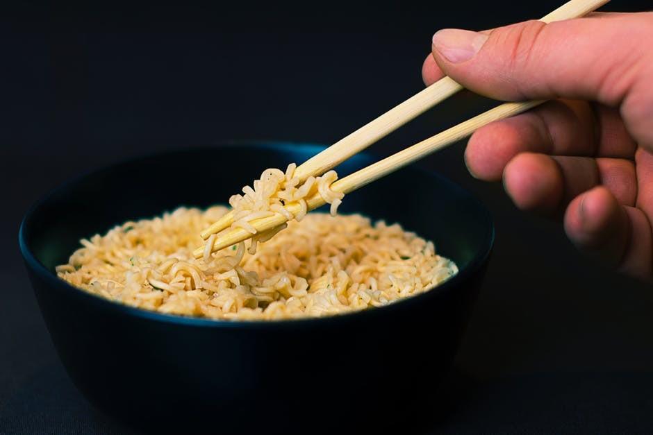 O dia em que descobri o poder dos noodles