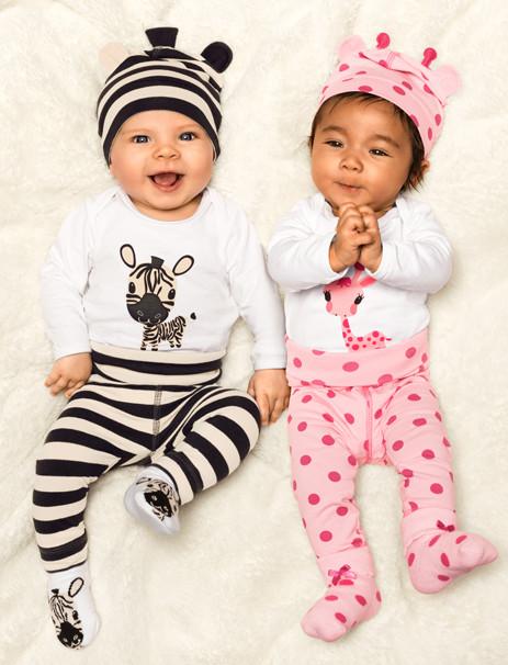 Bebés Catálogo H&M 2014