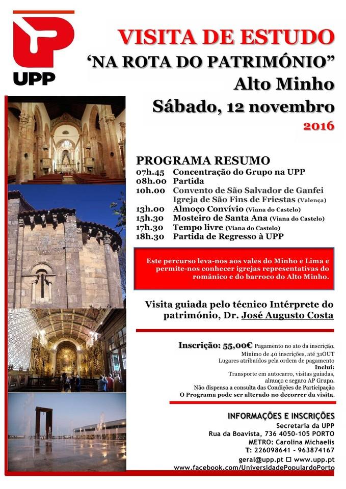 UPP Alto Minho 2016