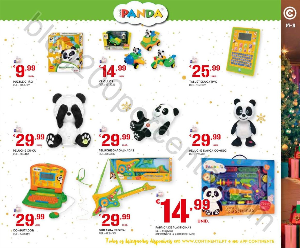 Catálogo Brinquedos CONTINENTE Promoções de 14