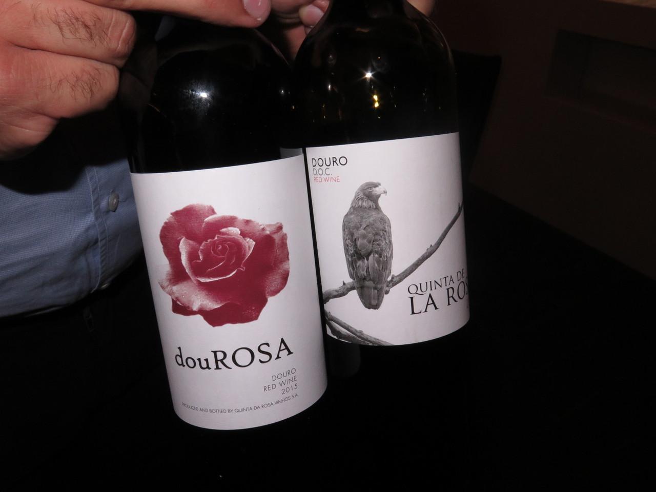 DouRosa vs. La Rosa
