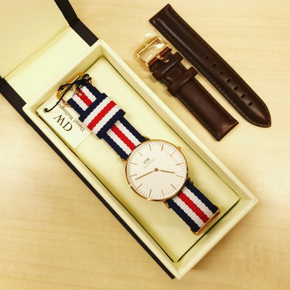 Relógios | o meu primeiro Daniel Wellington