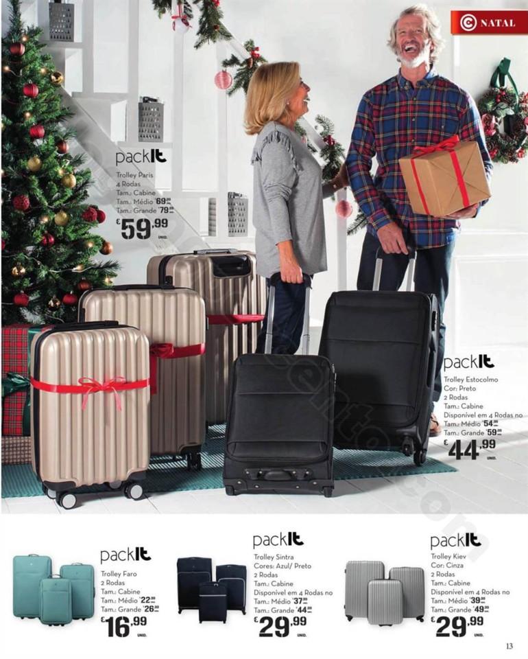 Antevisão Folheto NATAL Modelo decoração Natal