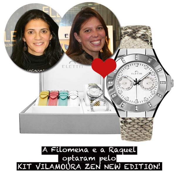 1566440eef8 Eletta - o evento de escolha e entrega dos relógios - mini-saia