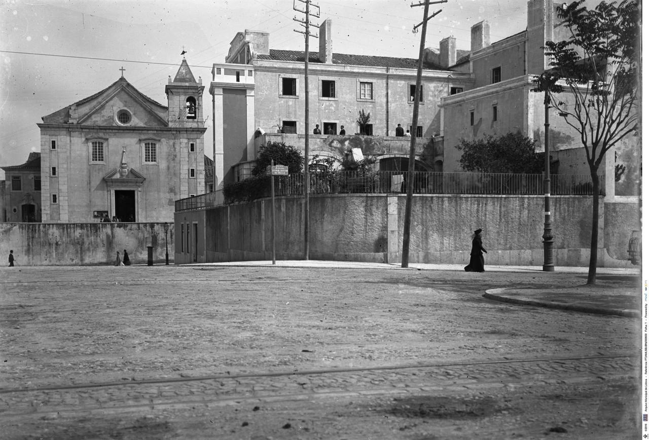 Igreja de São Sebastião da Pedreira, sd, foto de