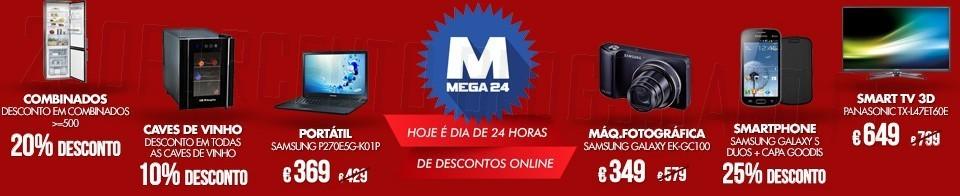 Mega24 | WORTEN | 28 janeiro - Preços