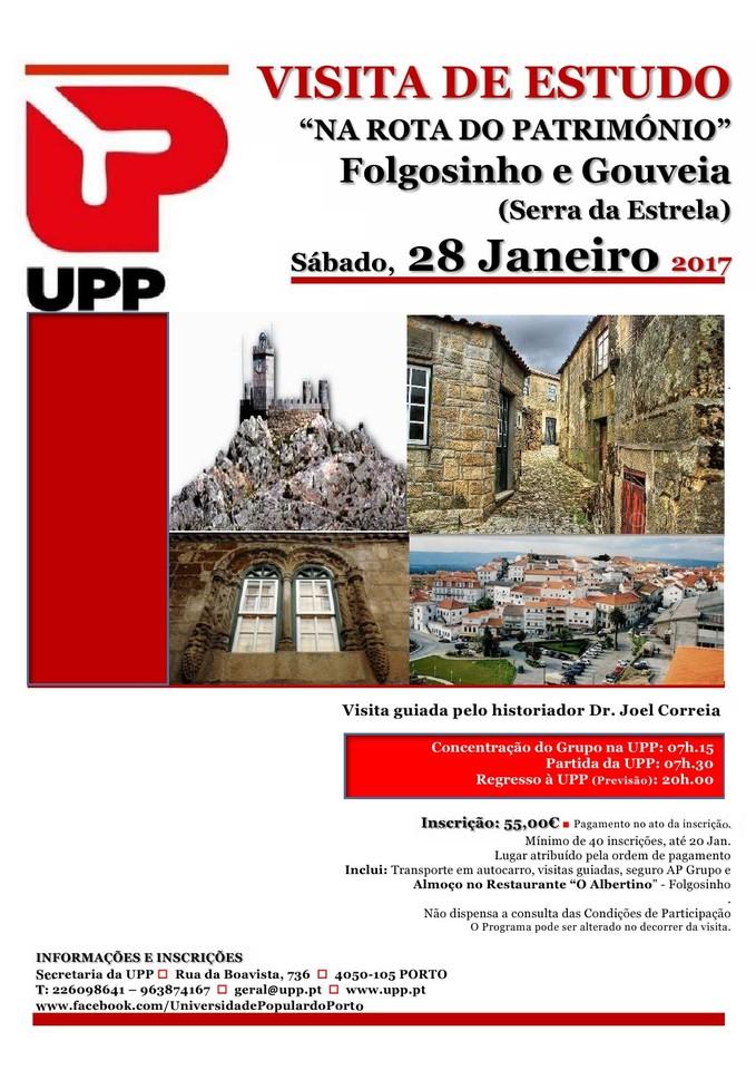 UPP Folgosinho e Gouveia