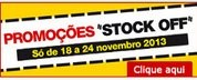 Stock-Off | STAPLES | de 18 a 24 novembro