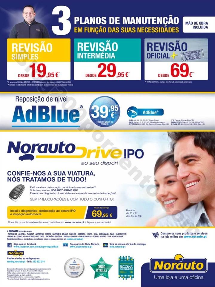Antevisão Folheto NORAUTO Promoções de 14 març