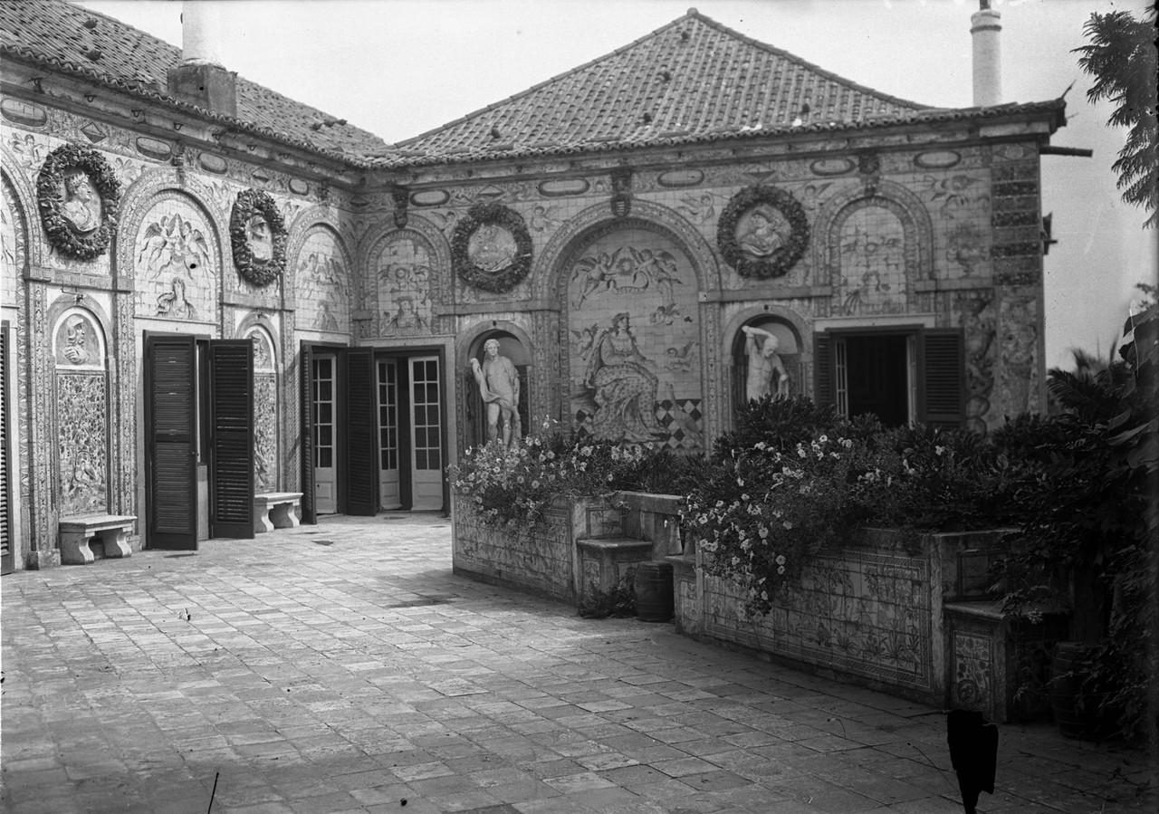 Palácio dos Marquêses de Fronteira, galeria das