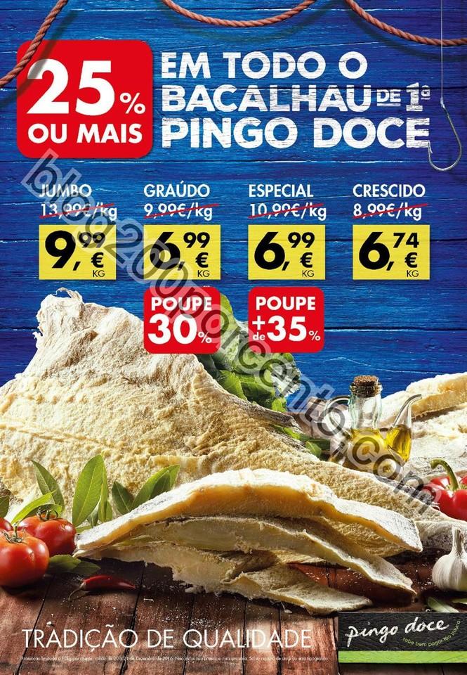 Promoções extra PINGO DOCE dias 20 e 21 dezembro