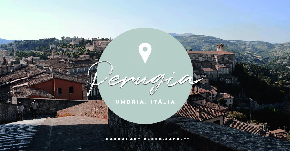 Perugia, Itália [viagens de Sacha Hart]