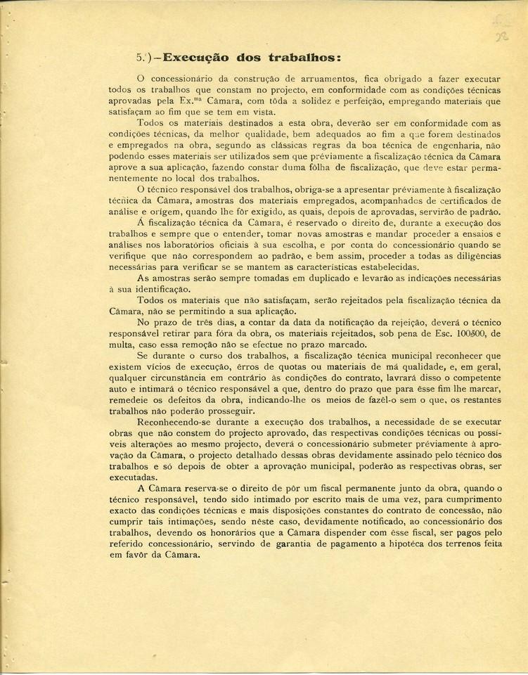 PORTUGAL. C.M.L./Arquivo do Arco do Cego, Projecto de construção de arruamentos na quinta dos Britos, sítio do Fole e compra de propriedade a Maria Teresa de Oliveira Calheiros Viana, 1929-39, PT/AMLSB/CMLSB/UROB-PU/10/011.
