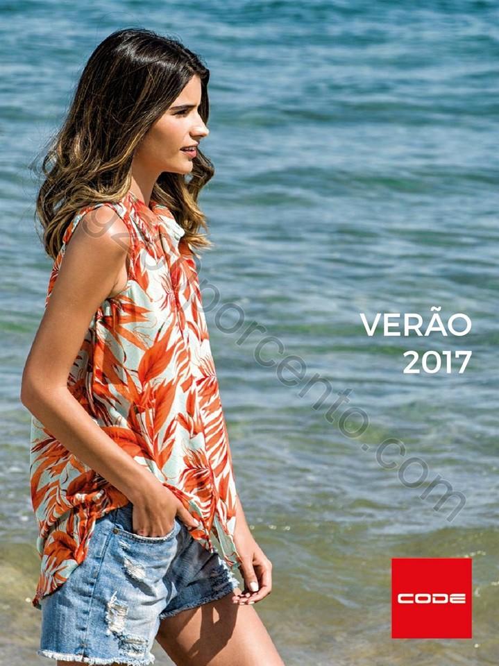 Antevisão Novo Folheto CODE - PINGO DOCE Moda ver